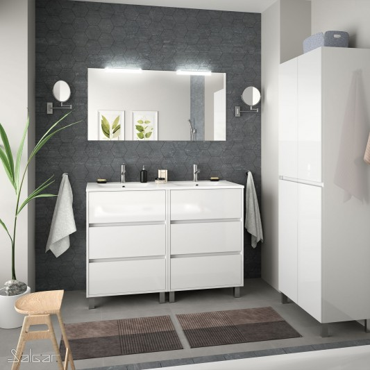 Mueble baño Arenys de 120