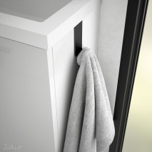 Soporte plancha aluminio Minimal de Salgar