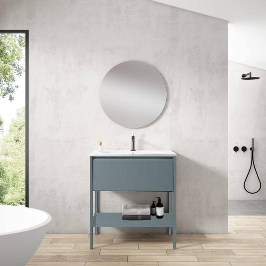 Mueble de baño ICON de 80 cm 1c con...
