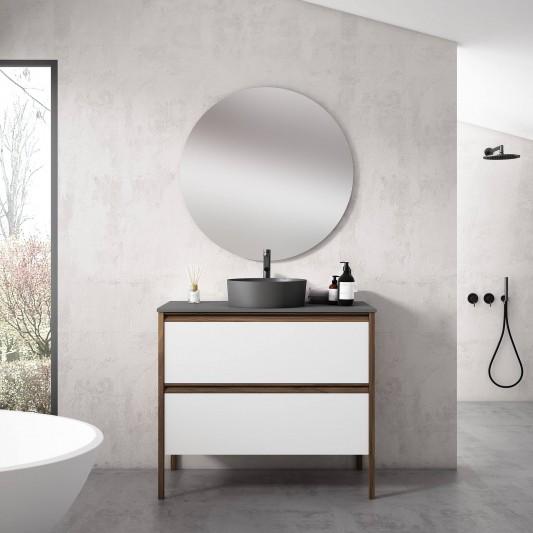 Mueble de baño ICON de 80 cm 2c de...
