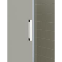 Mampara de ducha KASSANDRA - 300 - TR105 - Angular con dos fijos y dos puertas correderas