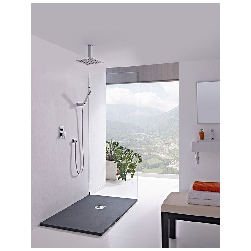 Sistema ducha empotrar berlin ba muebles de ba o for Muebles para ducha