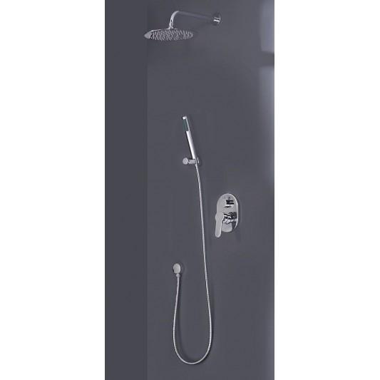 Sistema ducha empotrar Oslo