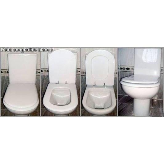 Tapa wc Delta de Porsan