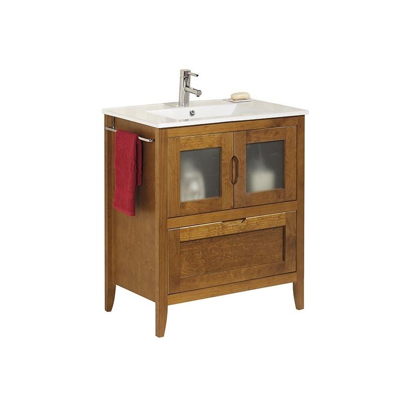 Mueble de ba o leon 60 - Muebles de bano de 60 cm ...