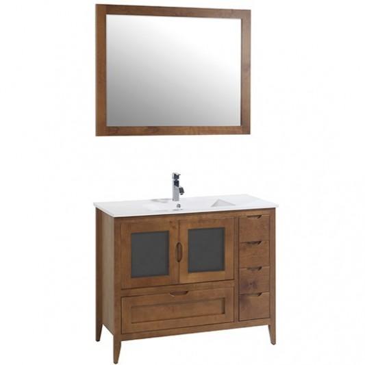 León 100 cm, Mueble de baño