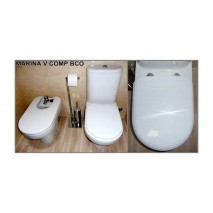 Tapa Wc Marina vertical Gala Compatible