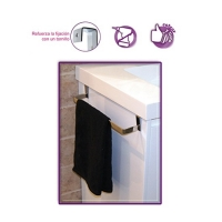 Tallero lateral mueble de baño SIN TALADRO