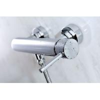 Sistema ducha Madrid con barra