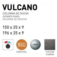 Columna Hidromasaje Vulcano