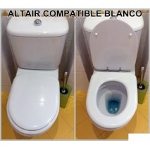 Tapa wc Modelo Altair Jacob Delafon Compatible