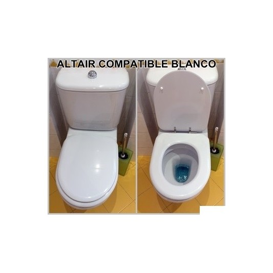 Tapa wc modelo altair jacob de la font ba for Modelos de wc
