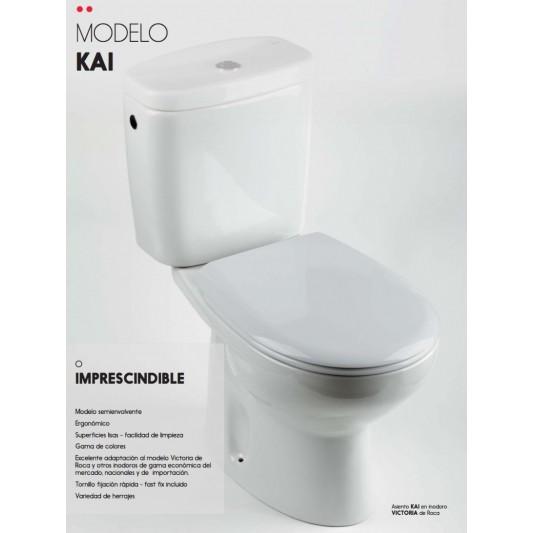 Tapa Wc Universal KAI