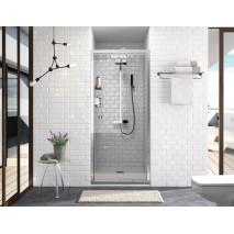 Mampara angular de ducha puerta batiente HABITAT de Salgar