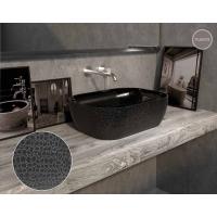 Lavabo Nalon bicolor Negro