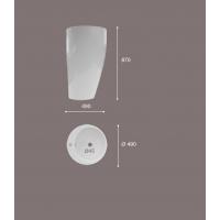Lavabo Pedestal de Ceramica PIETRO