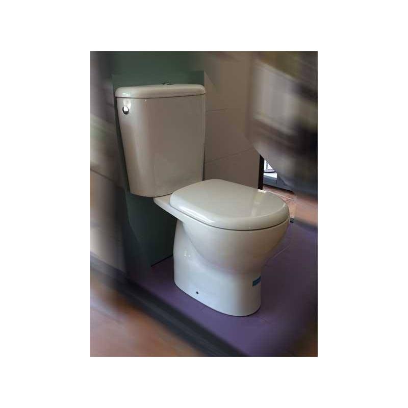 Wc optima cifial mecanismo simple y herrajes nylon for Herrajes para muebles de bano