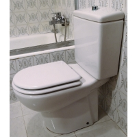 Tapa wc Meridian de Roca