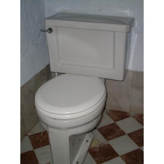 Tapa wc Concreto de Roca