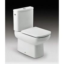 Tapa wc Dama Senso Compacto de Roca
