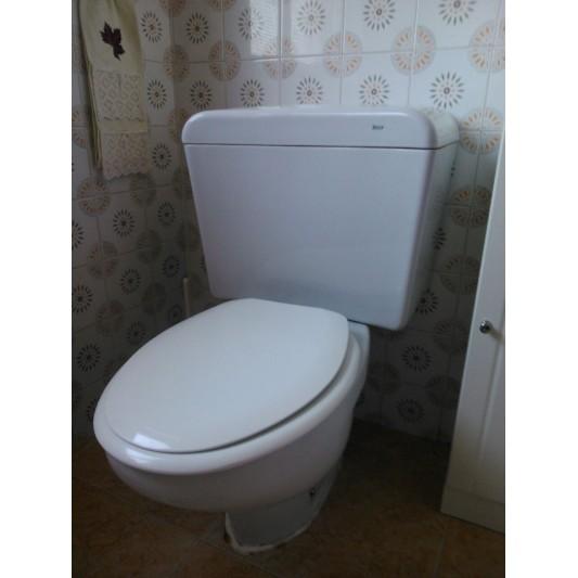Tapa wc Lorentina de Roca