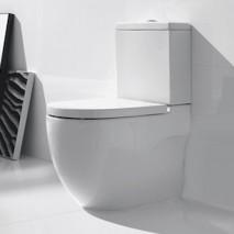 Tapa wc Meridian Compact de Roca Compatible