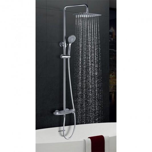 Termostática Nacional Sidney para bañera