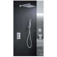 Sistema Termostato ducha empotrar Cies blanco