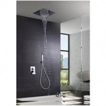 Sistema ducha empotrar Málaga
