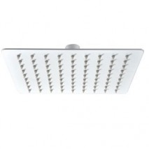 Rociador Acero 30x30 Blanco