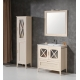 Mueble en color blanco