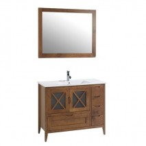 Avila 100 Mueble de baño pino