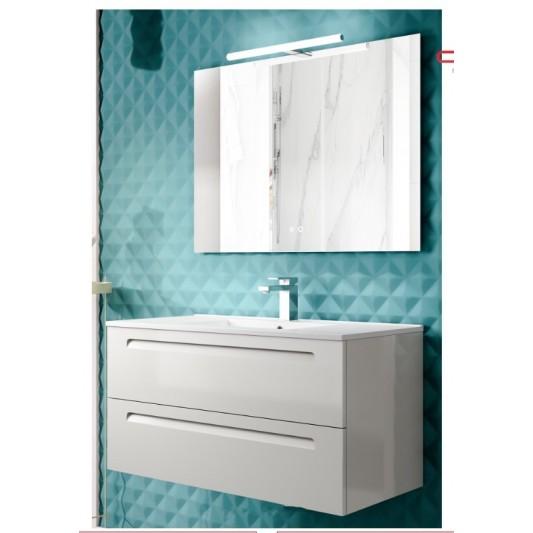 Mueble baño Soul 60 2 cajones