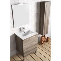 Mueble baño Soul 60 3 cajones