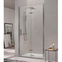 Frente de ducha plegable + perfil de cierre NARDI NA300 de Kassandra