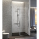 Mampara de ducha Nardi NA503 de Kassandra con puerta abatible