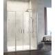 Mampara de ducha Nardi NA515 de Kassandra (2 laterales y 2 puertas abatibles)