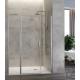 Mampara de ducha Nardi NA517 de Kassandra puerta abatible (lateral incluido de 20 o 40 cm)