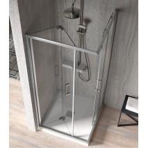 Mampara de ducha angular S300 TR705 de Kassandra