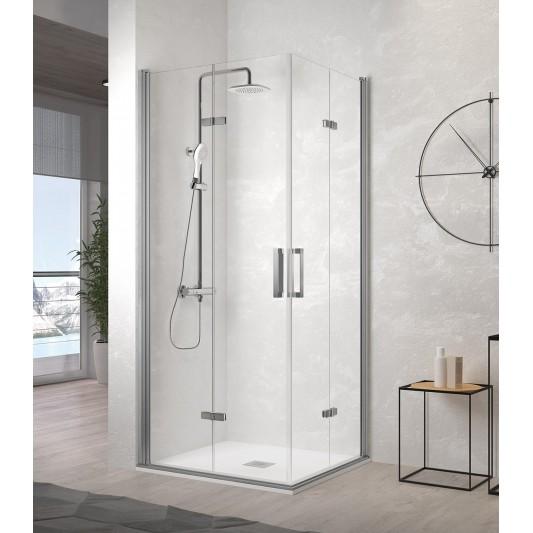 Mampara de ducha angular NARDI NA306 de Kassandra