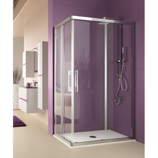 Mampara de ducha angular CLEAR de Salgar
