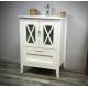 Mueble en color blanco