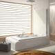 Mampara fija baño TR570 de Kassandra