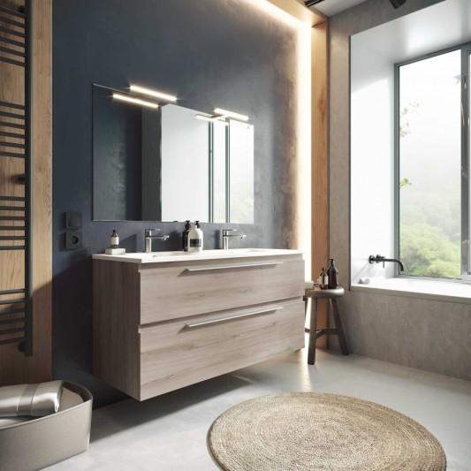 Mueble baño Carmen 60 Dos cajones Avila dos