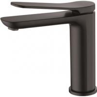 Grifo lavabo monomando Dinamarca NEGRO BDR031-1CR