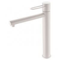 Grifo lavabo caño alto Milos BDY027-3CR