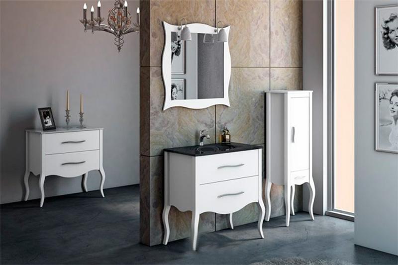 Dónde comprar muebles vintage de baño a buen precio | BañoWeb