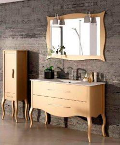 muebles vintage de baño