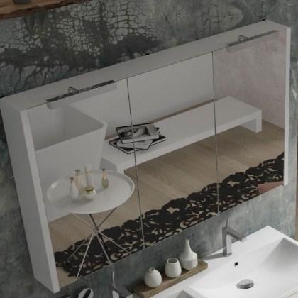 elegir espejos de baño