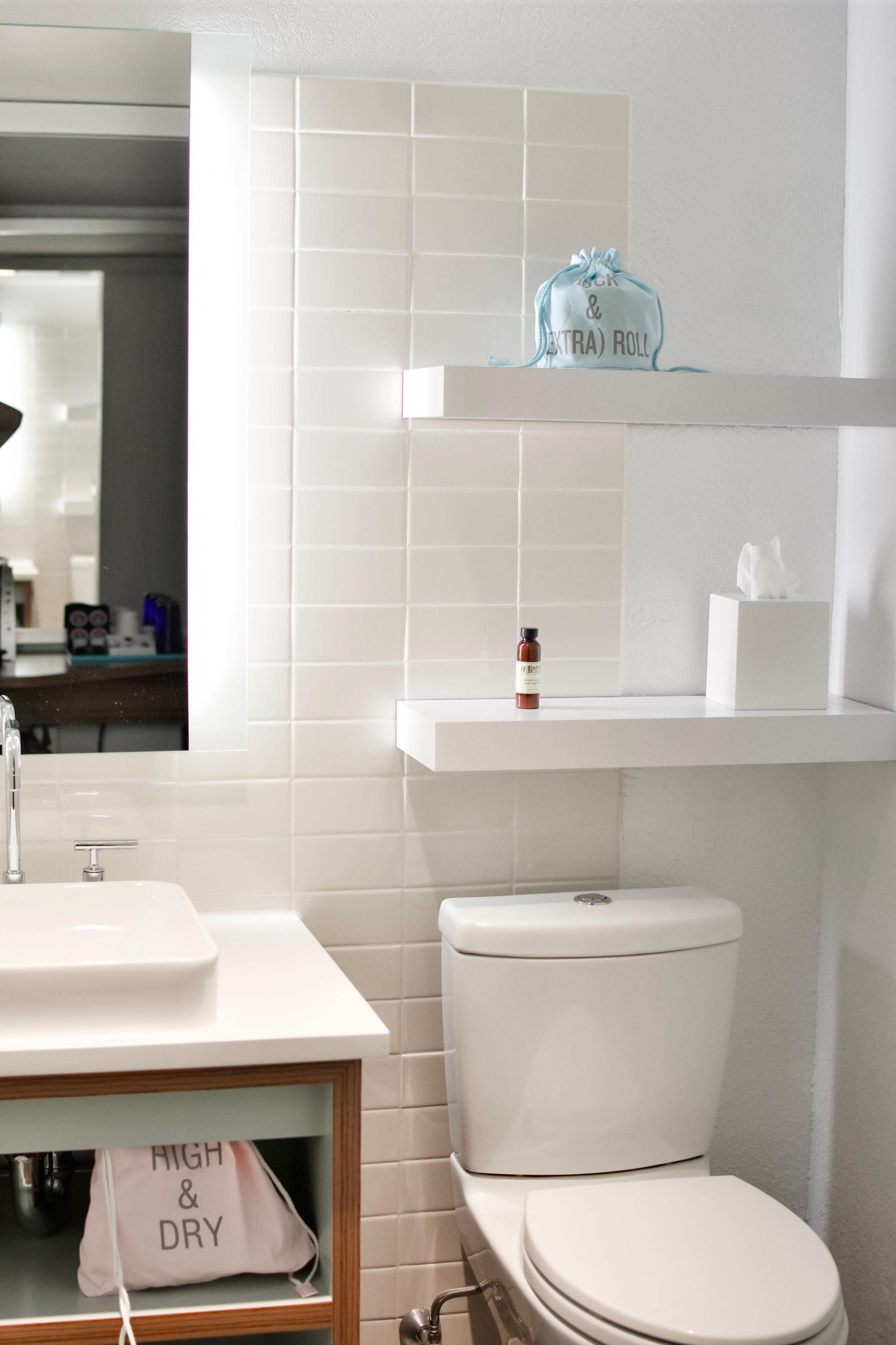 7 formas de sacar partido a un baño pequeño - Blog de ...